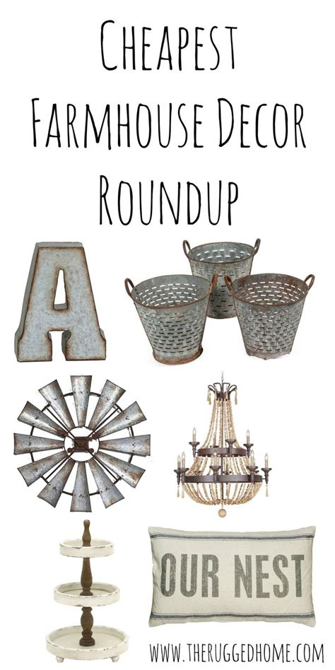Do It Yourself Country Home Decor by 25 Best Ideas About Country Farmhouse Decor On