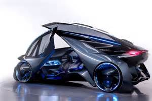 Future Autonomous Electric Vehicles Chevy Fnr Concept Brings Autonomous Drive Electric Power