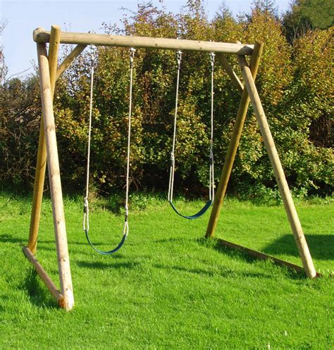 swinging with garden play swings page 1 caledonia play