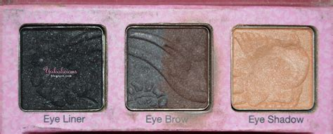 Make Up Kit Sariayu yukalicious review sariayu eye make up kit trend warna 2013
