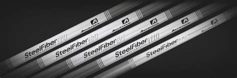 kbs c taper swing speed aerotech steelfiber shafts intothegrain com