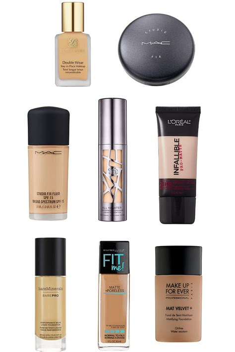 light coverage foundation for oily skin best full coverage makeup for skin mugeek vidalondon