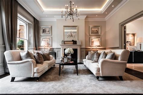 Traditional Living Room Ideas Houzz Cleeves House Traditional Living Room By