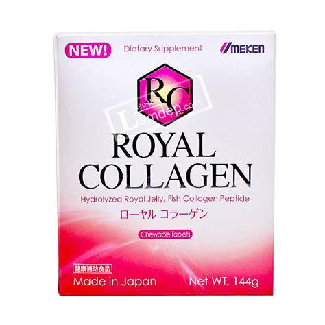 Royal Collagen royal collagen umeken vi 234 n uống collagen l 224 m đẹp da 180