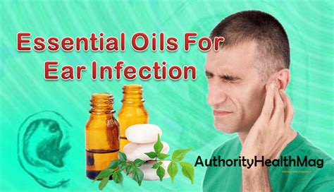 essential oils for ear infection essential oils for ear infection and earache that work