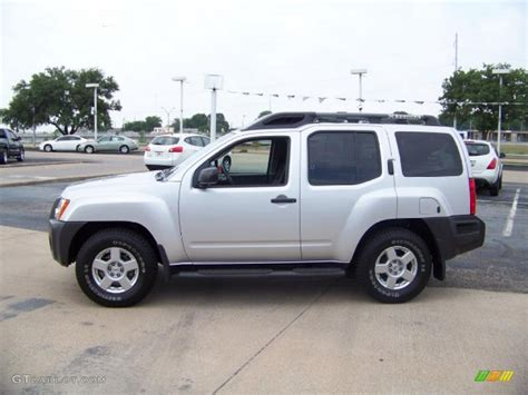 2008 Silver Lightning Nissan Xterra S 31331565 Photo 12