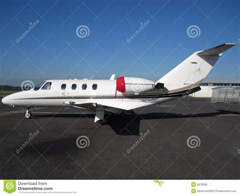 exec jet executive jet airplane royalty free stock photo image 9678295