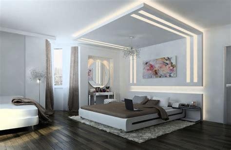 schlafzimmer ideen futuristisch interessante und moderne lichtgestaltung im schlafzimmer