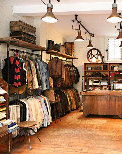 25 best ideas about clothing store design on