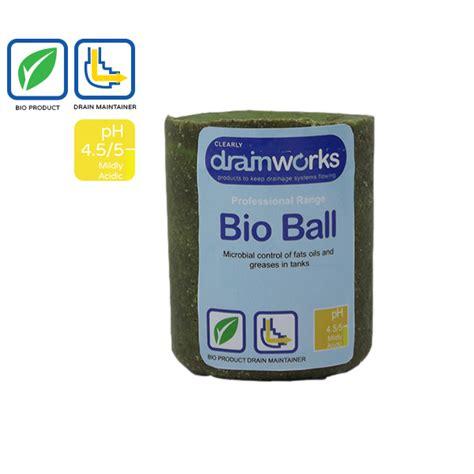 Distributor Bioball bio microbial controls fats and oils