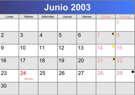 Calendario Mayo 2003 Calendario Junio 2003 Imprimible Pdf Abc Calendario Es