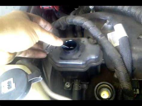2008 gmc acadia power steering gmc acadia power steering fluid location