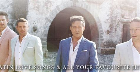 il divo tour dates il divo announce uk tour for may 2016