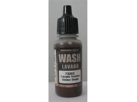 vallejo wash red shade red shade wash 17ml vallejo 73206