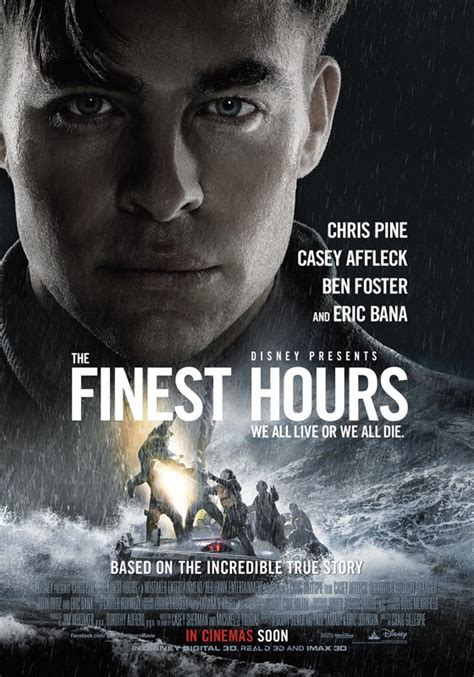 film disney ours the finest hours teaser trailer