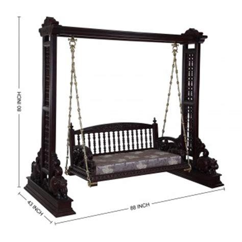 wooden swing indoor indoor wooden swings
