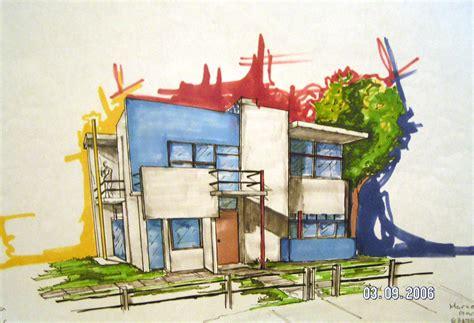schroder house rietveld s schroder house by chelox on deviantart