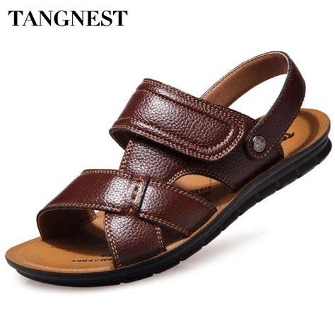 mens gladiator sandals 2012 tangnest gladiator sandals 2017 summer pu leather