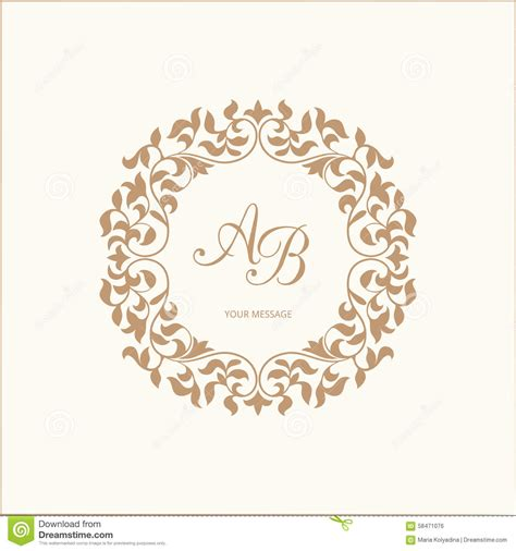 design free wedding logo wedding monograms templates www imgkid com the image