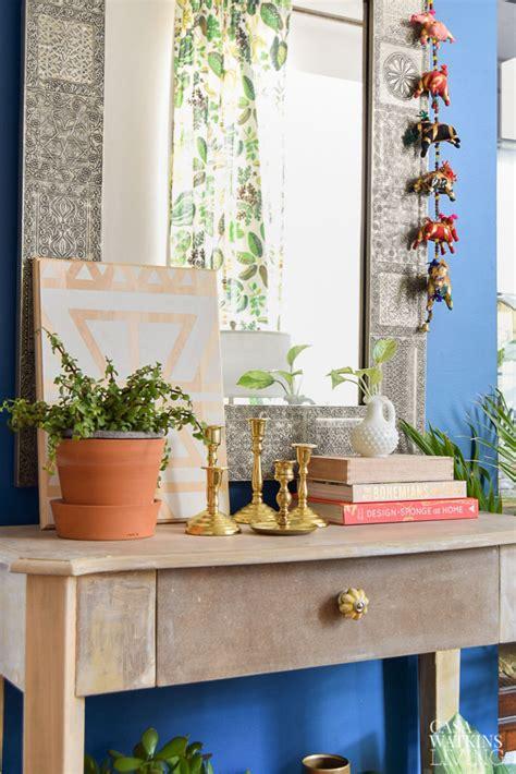 tips  decorating  entryway table year  casa