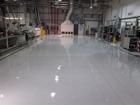 Industrial Resin Floors by Anti Static Floors Conductive Epoxy And Polyurethane Floor