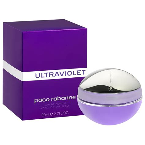 Parfum Ultraviolet ultraviolet perfume by paco rabanne for 80ml edp