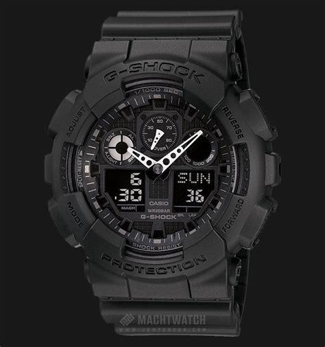 Jam Tangan Pria Casio G Shock Ga 100 Auto Light Active Murah casio g shock ga 100 1a1dr jamtangan