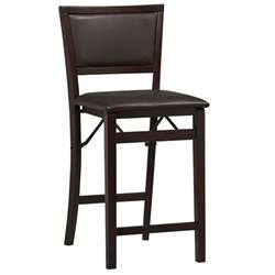 folding bar stools space saving counter chairs home