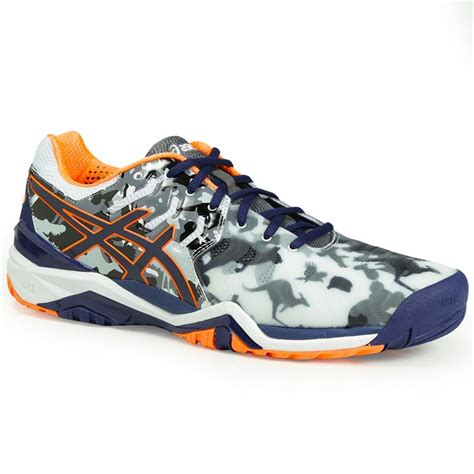 sports shoes melbourne asics s gel resolution 7 limited edition melbourne