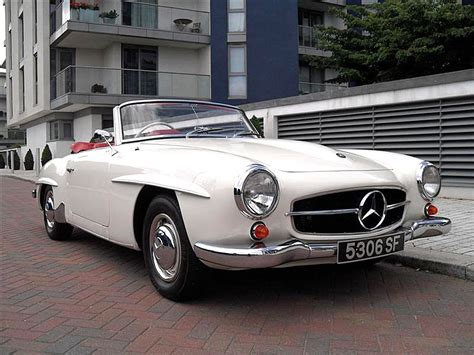 Mercedes 190 Sl by 1961 Mercedes 190sl For Sale Chelsea Cars