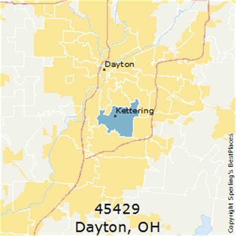 airbnb zip code best places to live in dayton zip 45429 ohio