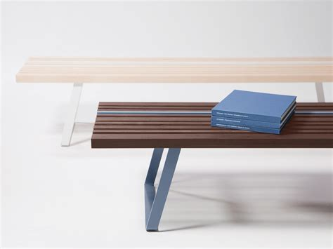 bench us isometric bench modern coffee table or bench kalon studios
