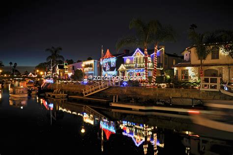 christmas lights treasure island naples long beach