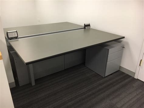used sit stand desk for sale used sit stand desks by soros saraval industries