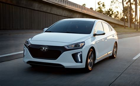 2019 hyundai ioniq electric 2019 hyundai ioniq electric engine redesign release date