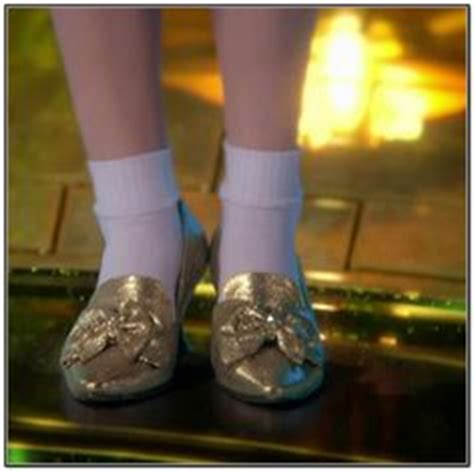silver slippers wizard of oz gif silver slippers in l frank baum s quot the wizard of