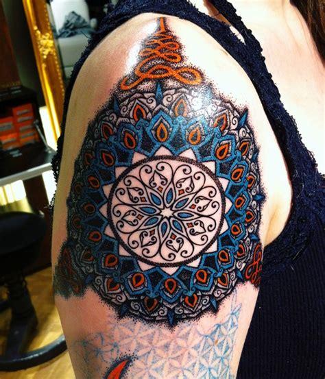 tattoo mandala colour 50 mandala tattoo design ideas nenuno creative