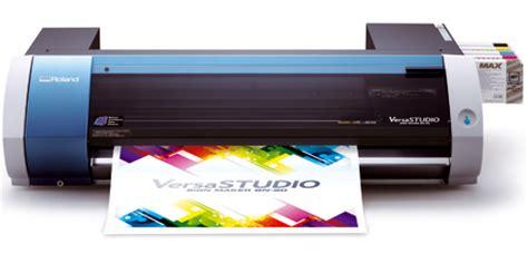Etiketten Drucken Und Schneiden Mit Einem Gerät by Roland Versastudio Bn 20 Ihr Lieferant F 252 R Digitaldrucker