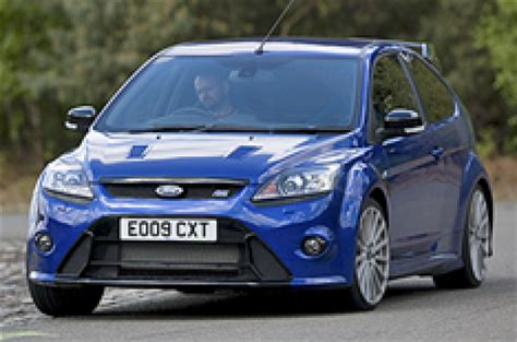 Tuned Focus Rs by Ford Focus Rs Tuned To 340bhp Autocar
