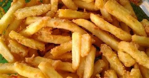 resep kentang goreng tepung bumbu sajiku enak