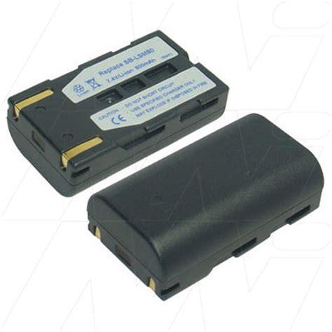 Töff Batterie by Video Camcorder Battery Batterymasta