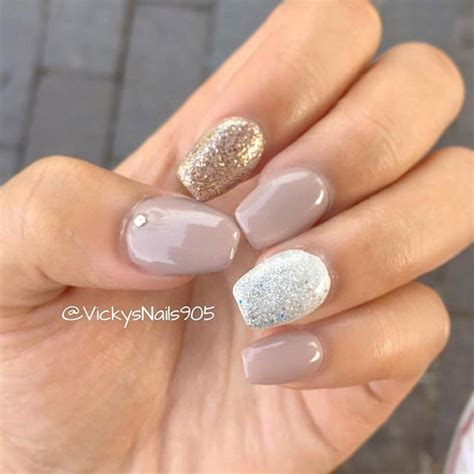 Short Coffin Nails Nail Art Pinterest Coffin Nails | short coffin acrylic nails with shellac nails nα 237 ls