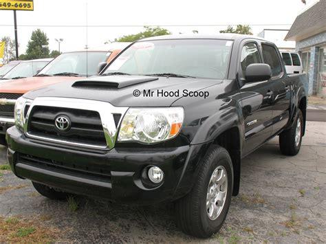 Toyota Tacoma Scoop Toyota Tacoma Scoop Hs003 By Mrhoodscoop