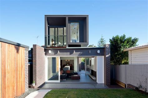 Small House Designs Sydney Australian Modern Architecture With A Twist G House In