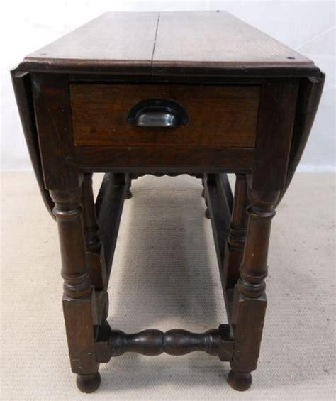 Antique Gateleg Dining Table Antique Oak Gateleg Dining Table 154304 Sellingantiques Co Uk