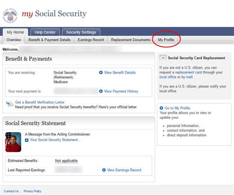 how to a security social security change of address how to guide