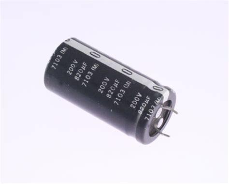 jual capacitor lifasa capacitor 220uf 200v 28 images altana capacitor eletrol 237 tico 220uf 200v epcos b43501