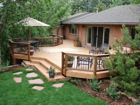 backyard decks on a budget backyard deck ideas on a budget