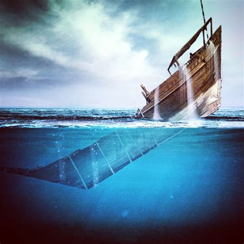 How Does A Boat Sink simply stuff trent a renner