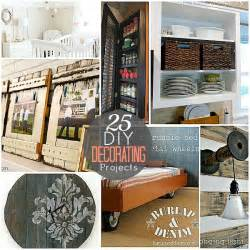 Diy Home Decorations Ideas 25 Diy Decorating Projects That You Are Inspired To Do